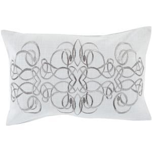 """Surya Rugs Pillows 13"""" x 20"""" Decorative Pillow"""