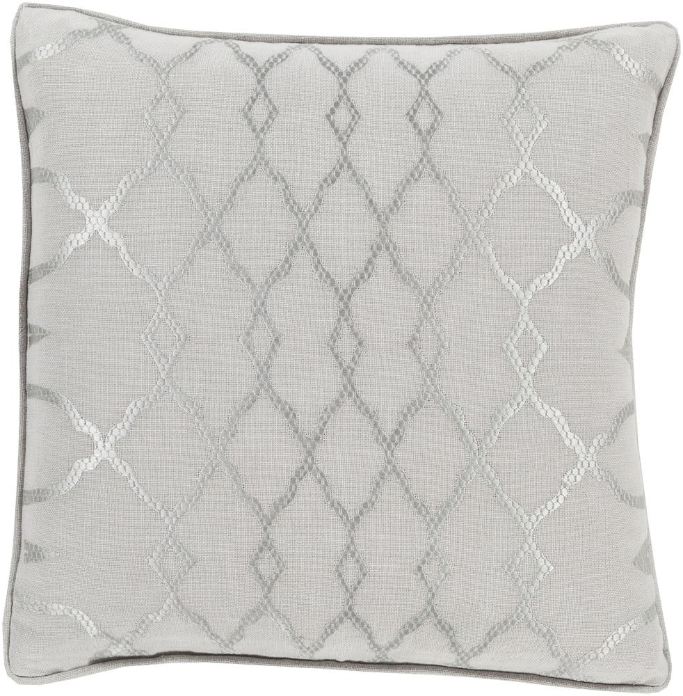 "Surya Rugs Pillows 20"" x 20"" Decorative Pillow - Item Number: LY006-2020P"