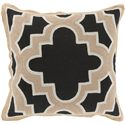 "Surya Rugs Pillows 22"" x 22"" Maze Pillow - Item Number: MCO002-2222P"