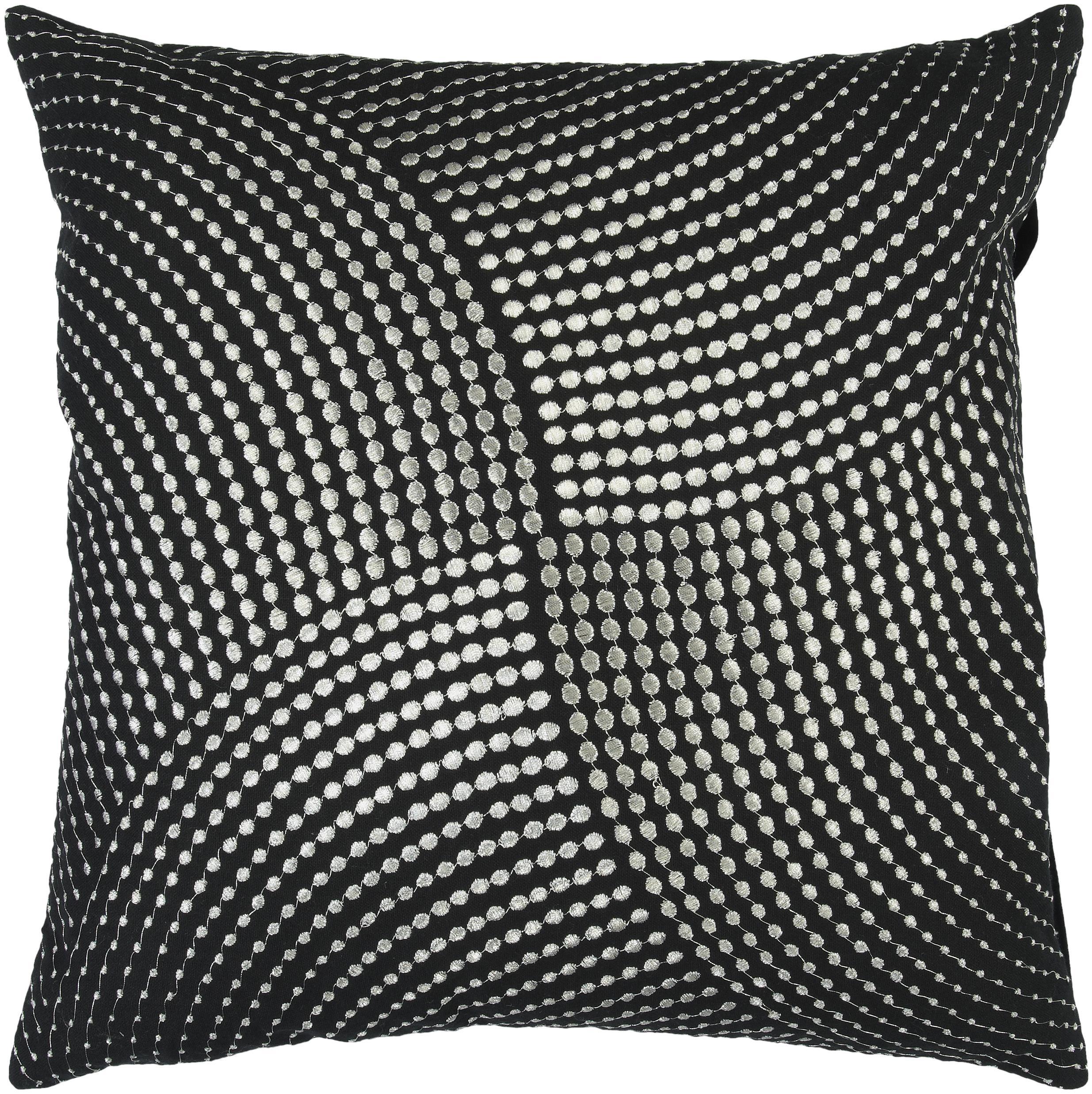 """Surya Pillows 22"""" x 22"""" Pillow - Item Number: P0223-2222P"""