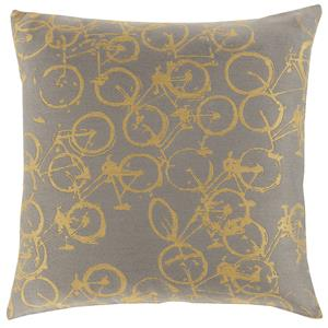 "Surya Pillows 13"" x 19"" Decorative Pillow"