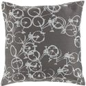 "Surya Pillows 18"" x 18"" Decorative Pillow - Item Number: PDP005-1818P"