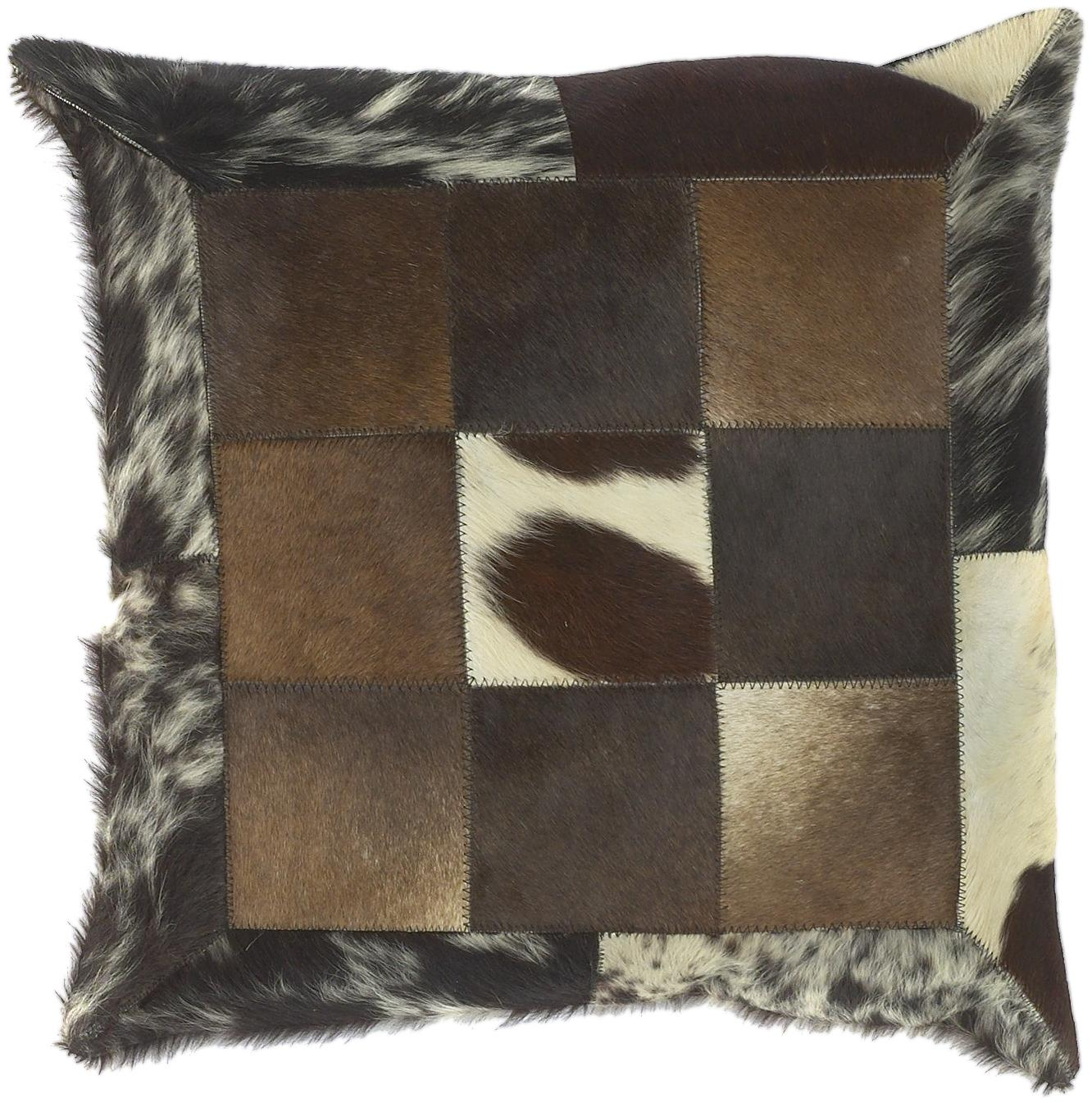 "Surya Pillows 18"" x 18"" Pillow - Item Number: PMH119-1818P"