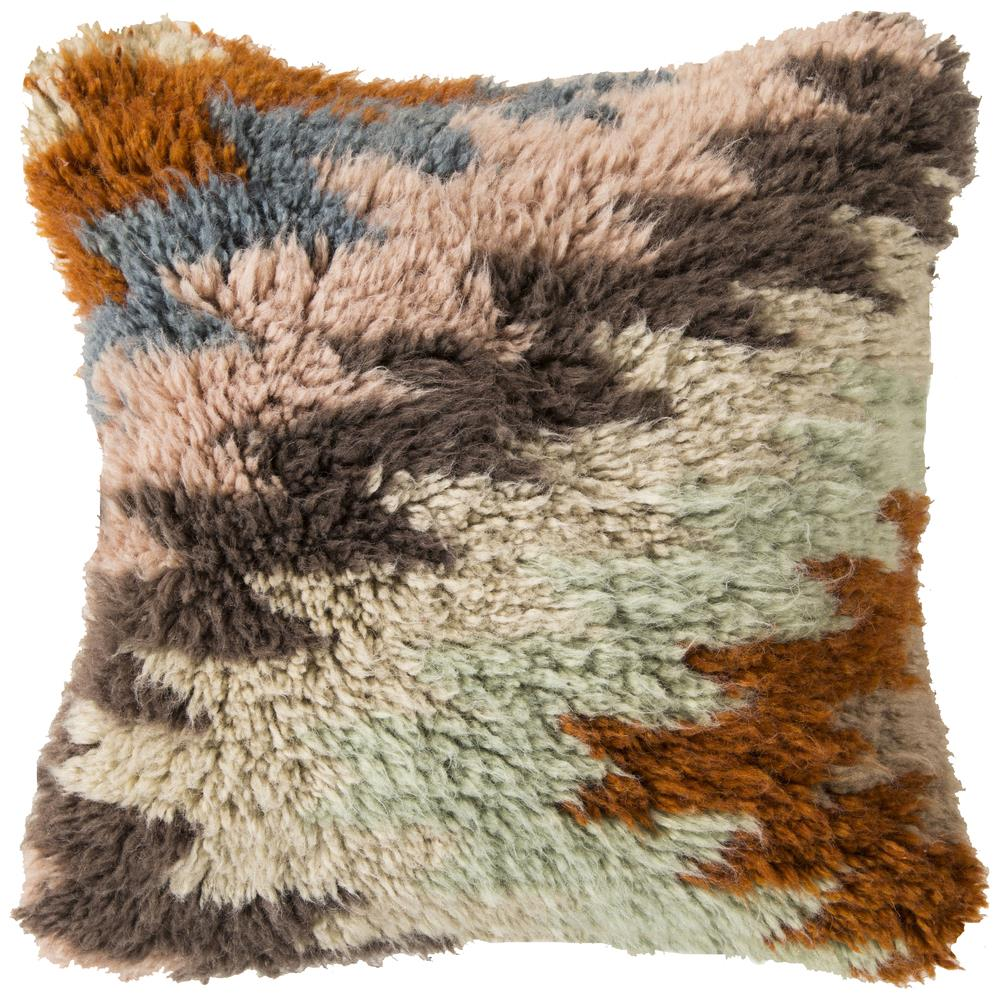 "Surya Rugs Pillows 22"" x 22"" Mammoth Pillow - Item Number: RC001-2222P"