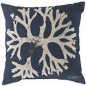 """Surya Pillows 18"""" x 18"""" Outdoor Safe Pillow - Item Number: RG053-1818"""