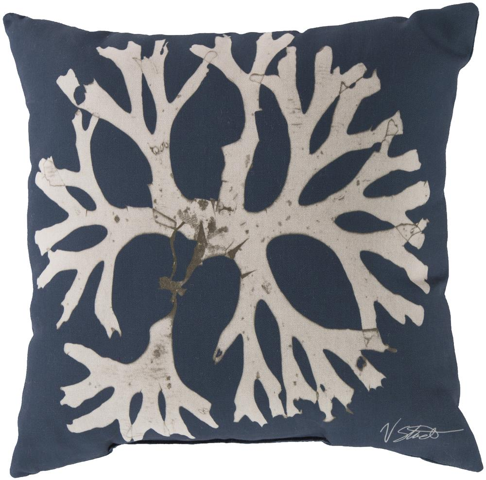"""Surya Pillows 20"""" x 20"""" Outdoor Safe Pillow - Item Number: RG053-2020"""