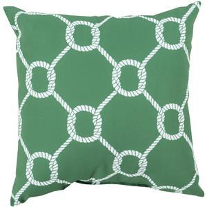 """Surya Pillows 26"""" x 26"""" Outdoor Safe Pillow"""