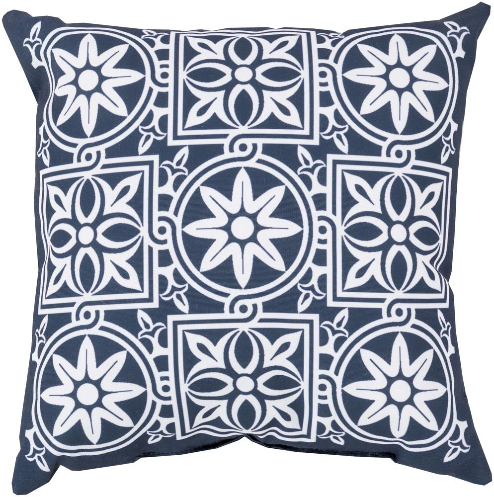 "Surya Pillows 18"" x 18"" Outdoor Safe Pillow - Item Number: RG175-1818"