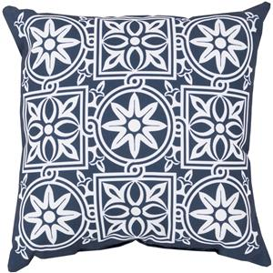 "Surya Rugs Pillows 26"" x 26"" Outdoor Safe Pillow"