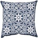 """Surya Rugs Pillows 26"""" x 26"""" Outdoor Safe Pillow - Item Number: RG175-2626"""