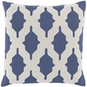 "Surya Pillows 18"" x 18"" Decorative Pillow - Item Number: SA003-1818P"