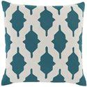 """Surya Rugs Pillows 20"""" x 20"""" Decorative Pillow - Item Number: SA007-2020P"""