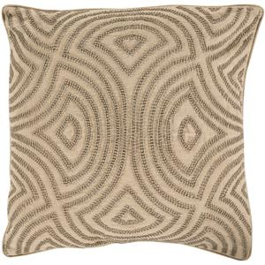 "Surya Rugs Pillows 18"" x 18"" Pillow"