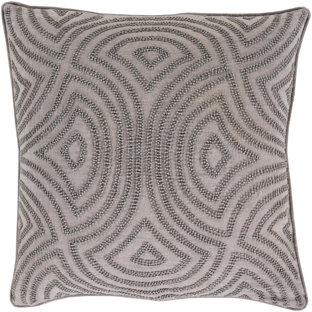 "Surya Pillows 18"" x 18"" Skinny Dip Pillow - Item Number: SKD003-1818P"