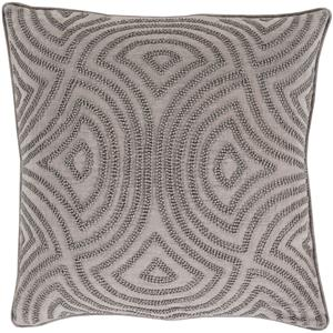 "Surya Rugs Pillows 18"" x 18"" Skinny Dip Pillow"