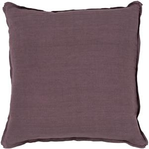 "Surya Rugs Pillows 22"" x 22"" Solid  Pillow"