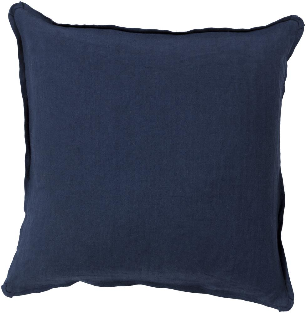 "Surya Rugs Pillows 18"" x 18"" Solid  Pillow - Item Number: SL012-1818P"
