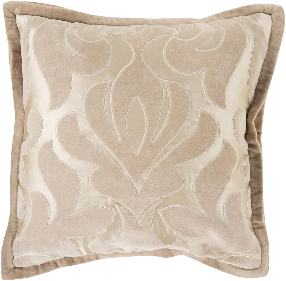 "Surya Rugs Pillows 22"" x 22"" Sweet Dreams Pillow - Item Number: SWD002-2222P"
