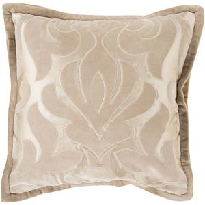 "Surya Pillows 22"" x 22"" Sweet Dreams Pillow"