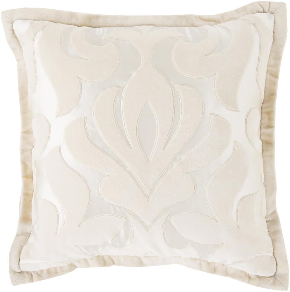 "Surya Rugs Pillows 22"" x 22"" Sweet Dreams Pillow - Item Number: SWD003-2222P"