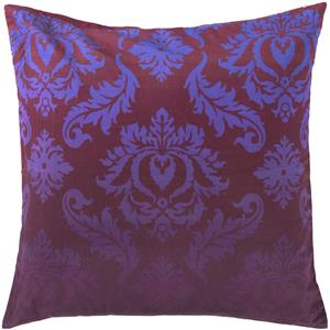 "Surya Rugs Pillows 18"" x 18"" Elizabeth Pillow"