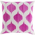 "Surya Pillows 22"" x 22"" Ogee Pillow - Item Number: SY027-2222P"