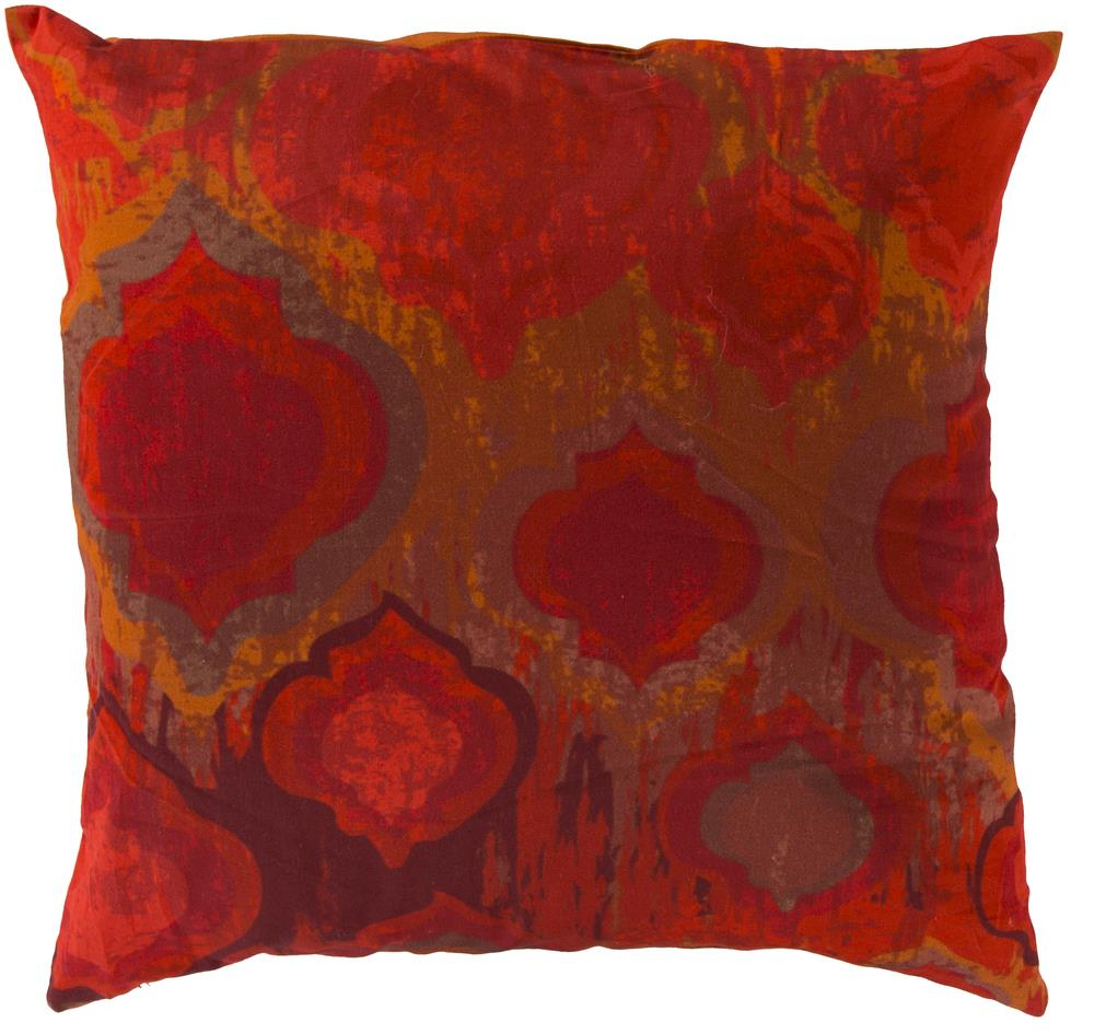 "Surya Rugs Pillows 22"" x 22"" Watercolor Pillow - Item Number: SY032-2222P"