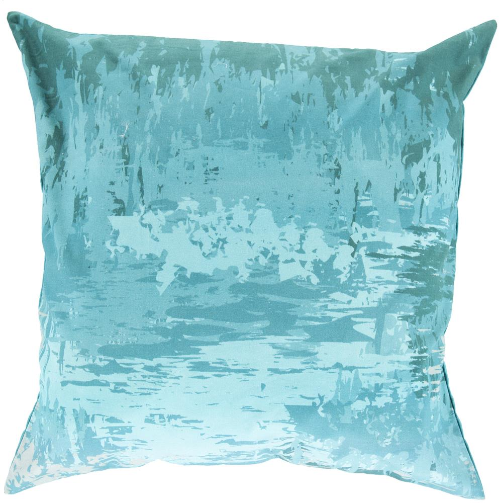 "Surya Pillows 20"" x 20"" Serenade Pillow - Item Number: SY042-2020P"