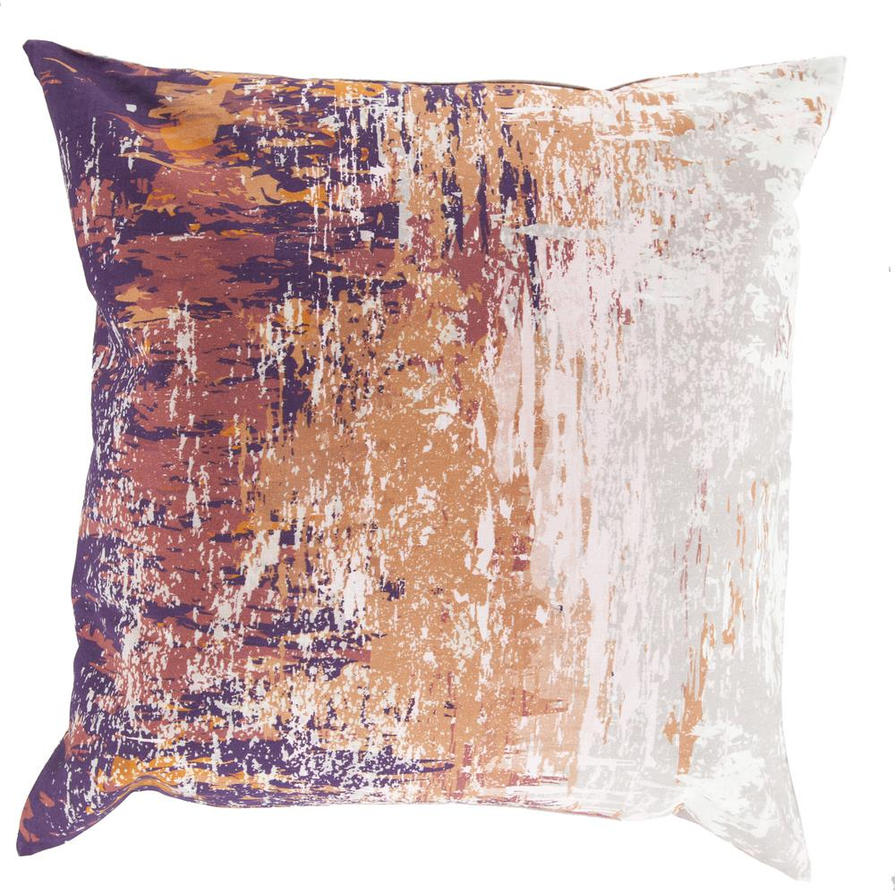 "Surya Pillows 18"" x 18"" Serenade Pillow - Item Number: SY046-1818P"