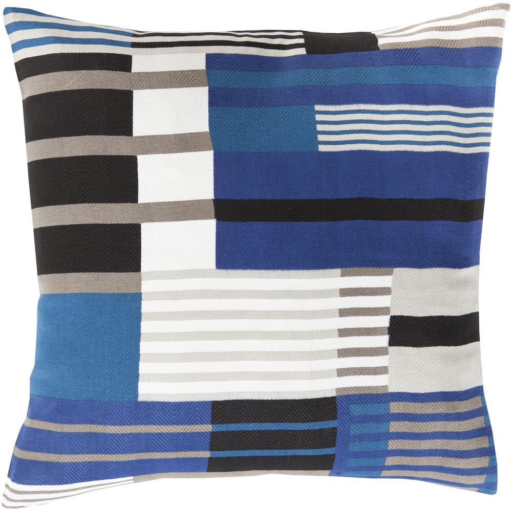 """Surya Pillows 18"""" x 18"""" Decorative Pillow - Item Number: TO002-1818P"""