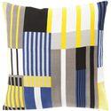 "Surya Rugs Pillows 18"" x 18"" Decorative Pillow - Item Number: TO003-1818P"