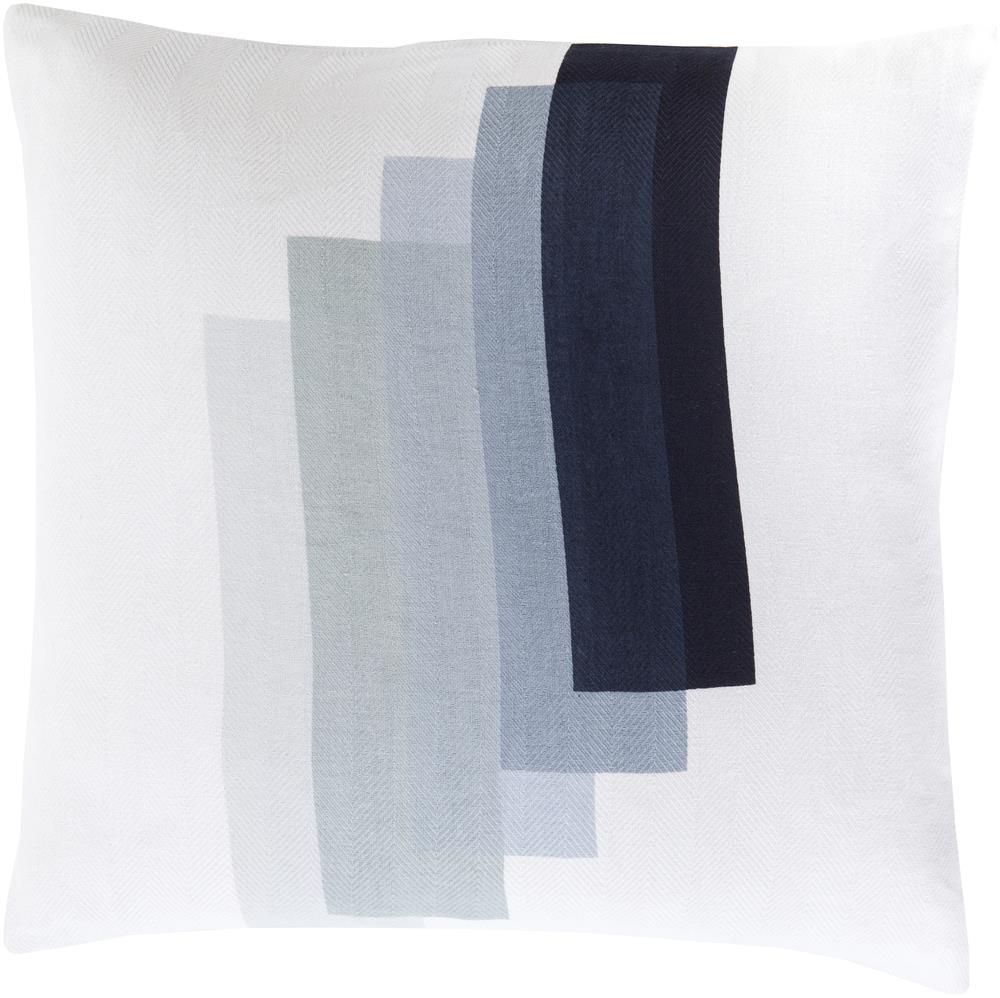 """Surya Pillows 22"""" x 22"""" Decorative Pillow - Item Number: TO018-2222P"""