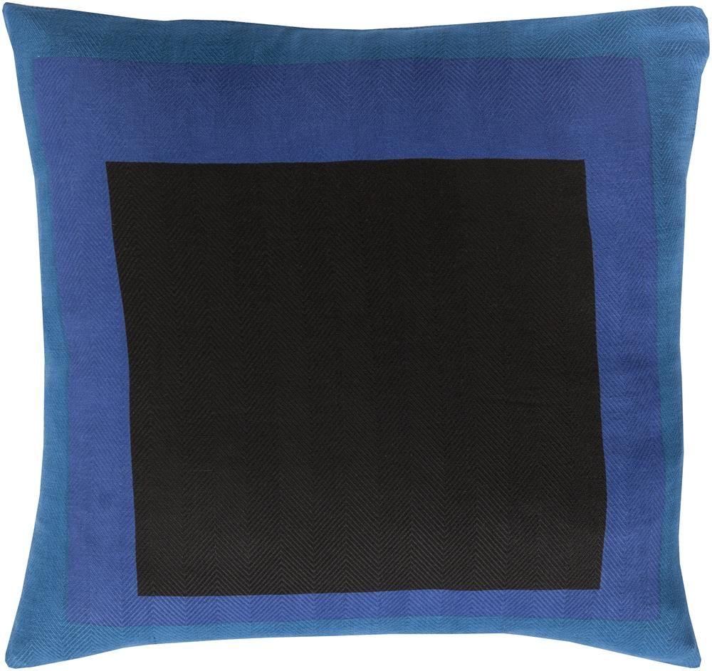 "Surya Pillows 18"" x 18"" Decorative Pillow - Item Number: TO020-1818P"