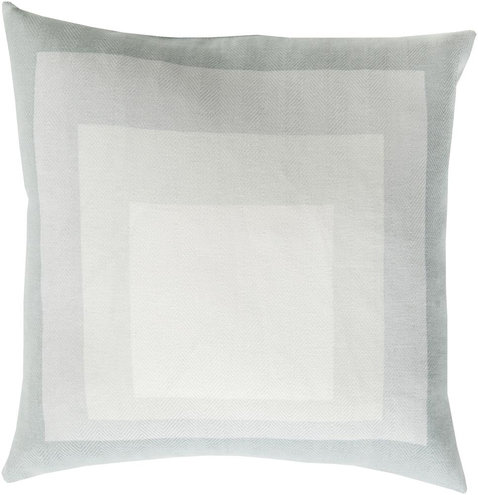 "Surya Pillows 20"" x 20"" Decorative Pillow - Item Number: TO024-2020P"