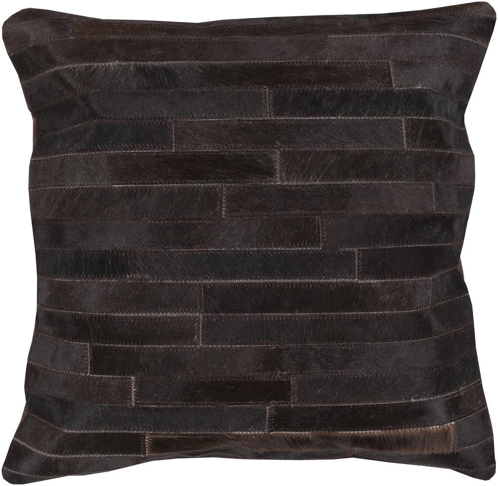 """Surya Pillows 22"""" x 22"""" Decorative Pillow - Item Number: TR005-2222P"""