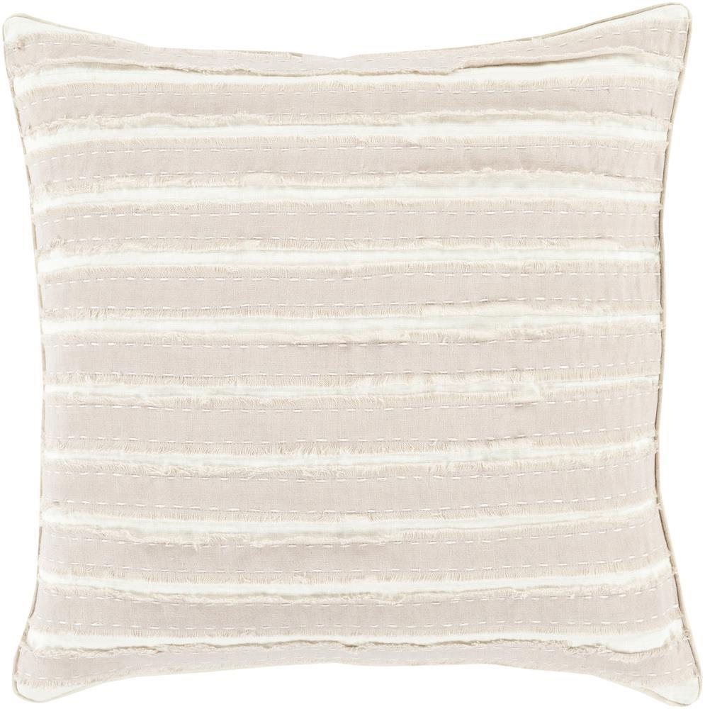"""Surya Pillows 20"""" x 20"""" Decorative Pillow - Item Number: WO002-2020P"""