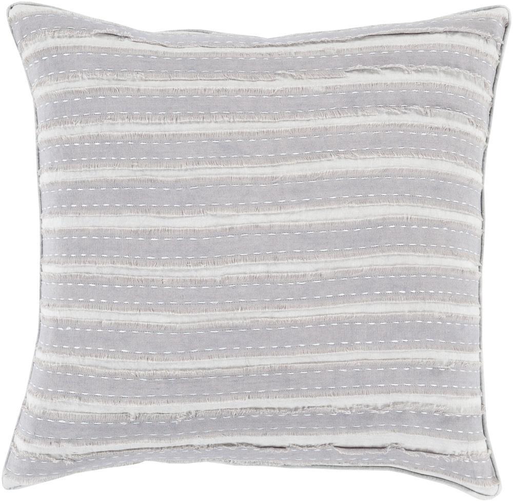 """Surya Pillows 22"""" x 22"""" Decorative Pillow - Item Number: WO004-2222P"""