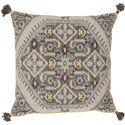 "Surya Pillows 30"" x 30"" Decorative Pillow - Item Number: ZP004-3030P"