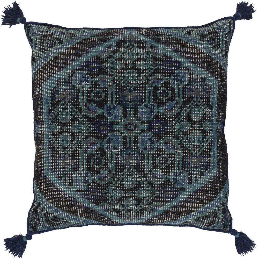 "Surya Rugs Pillows 30"" x 30"" Decorative Pillow - Item Number: ZP005-3030P"