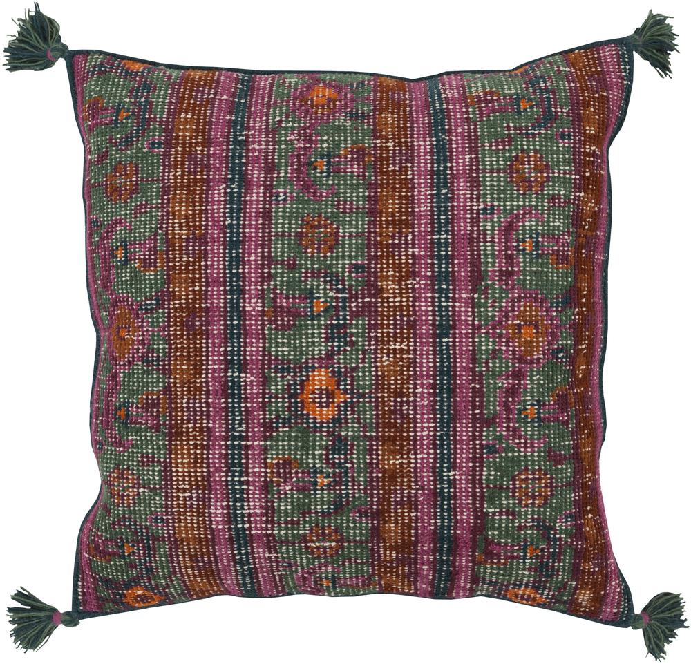 "Surya Pillows 30"" x 30"" Decorative Pillow - Item Number: ZP006-3030P"