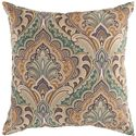 "Surya Rugs Pillows 22"" x 22"" Pillow - Item Number: ZZ400-1818FCP"