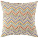 "Surya Rugs Pillows 18"" x 18"" Pillow - Item Number: ZZ424-1818P"
