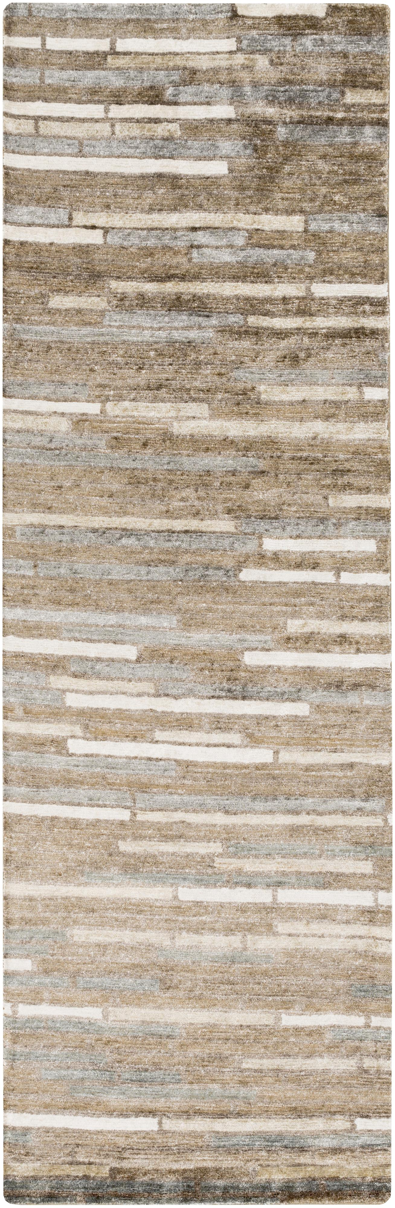 "Surya Rugs Platinum 2'6"" x 8' - Item Number: PLAT9008-268"