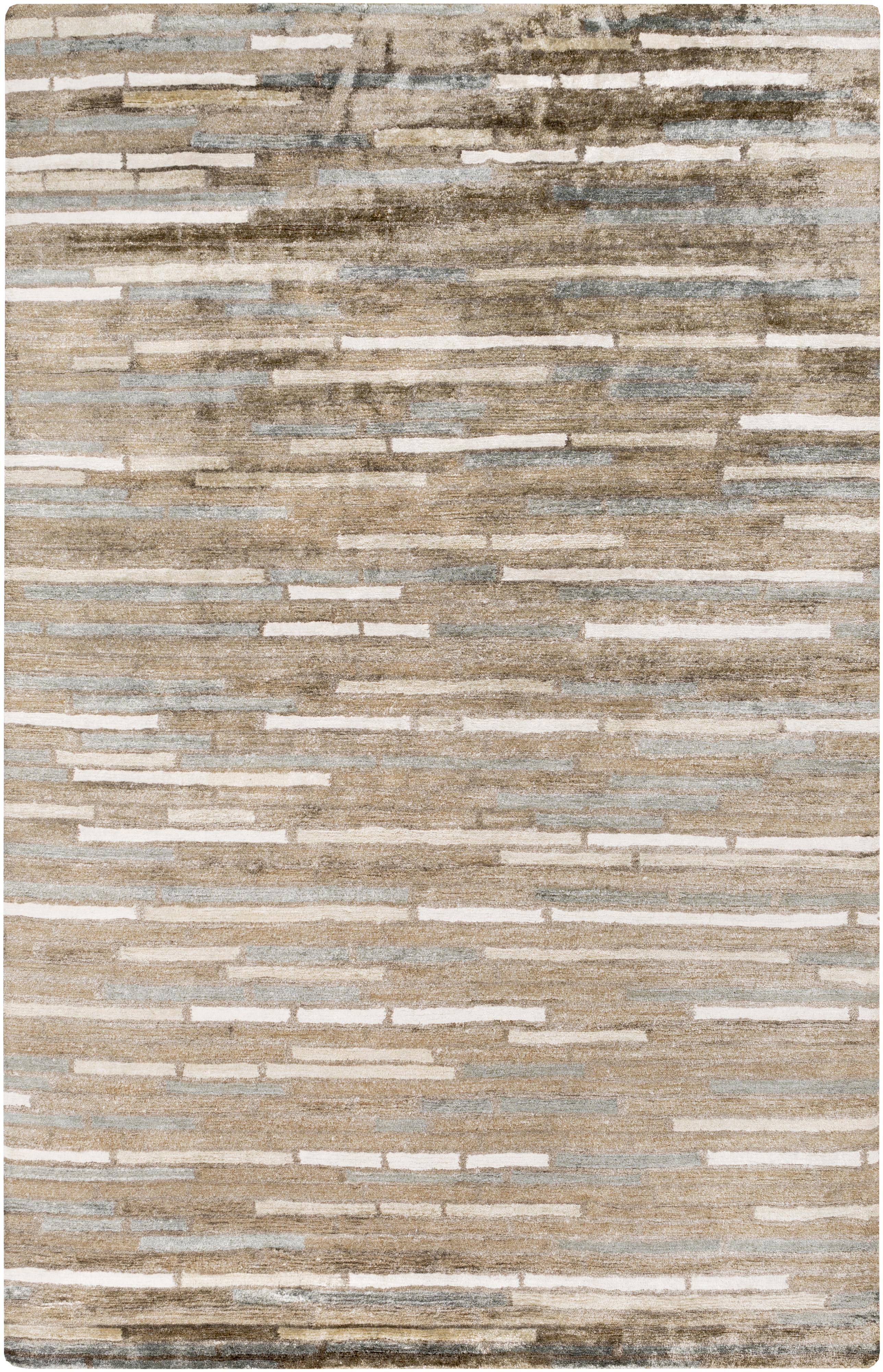 Surya Platinum 5' x 8' - Item Number: PLAT9008-58