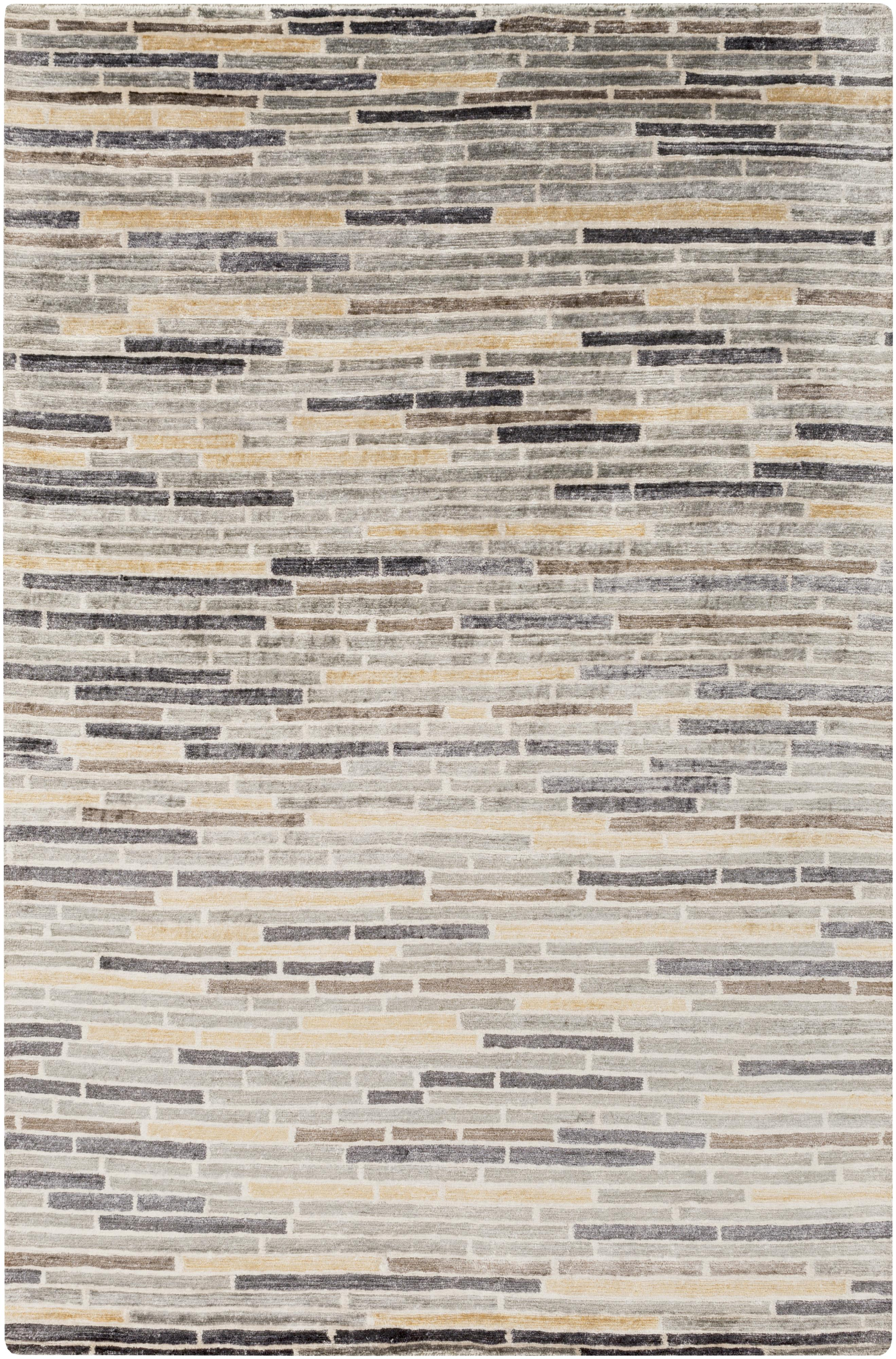 Surya Platinum 2' x 3' - Item Number: PLAT9009-23