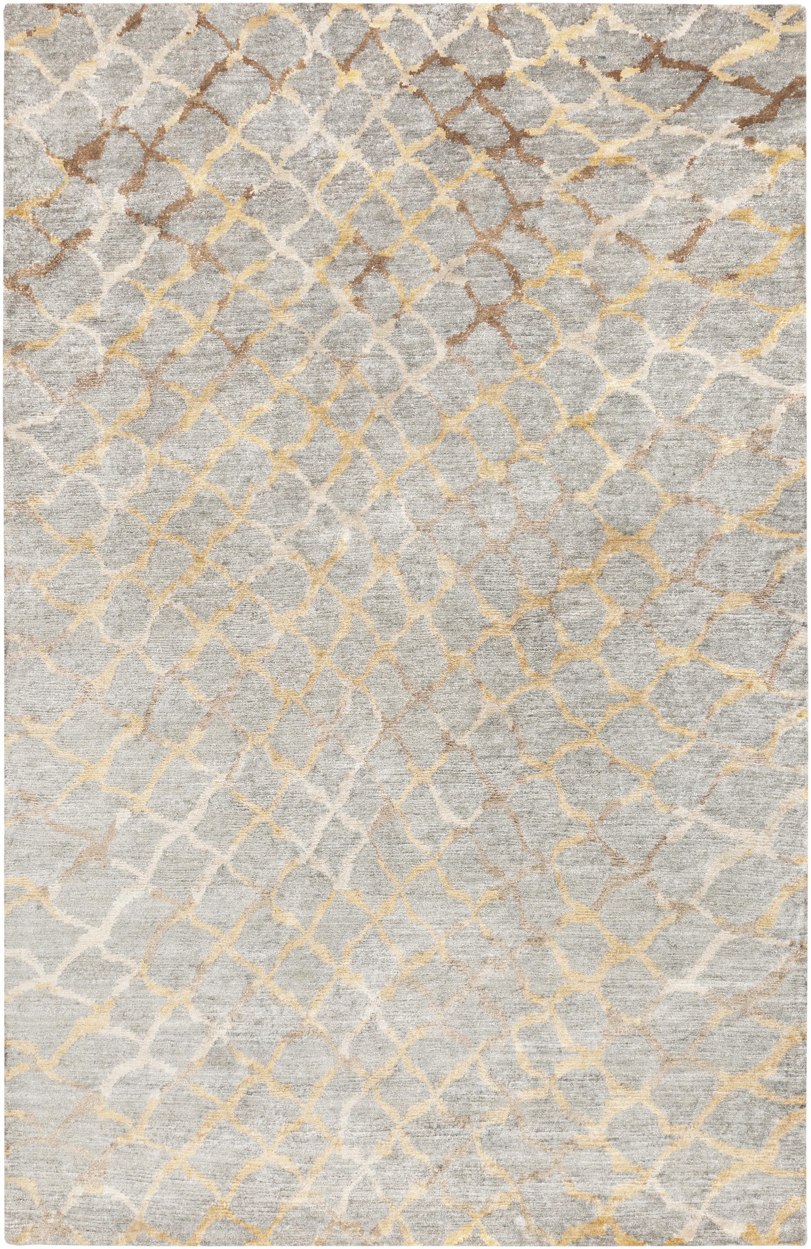 """Surya Platinum 2'6"""" x 8' - Item Number: PLAT9018-268"""