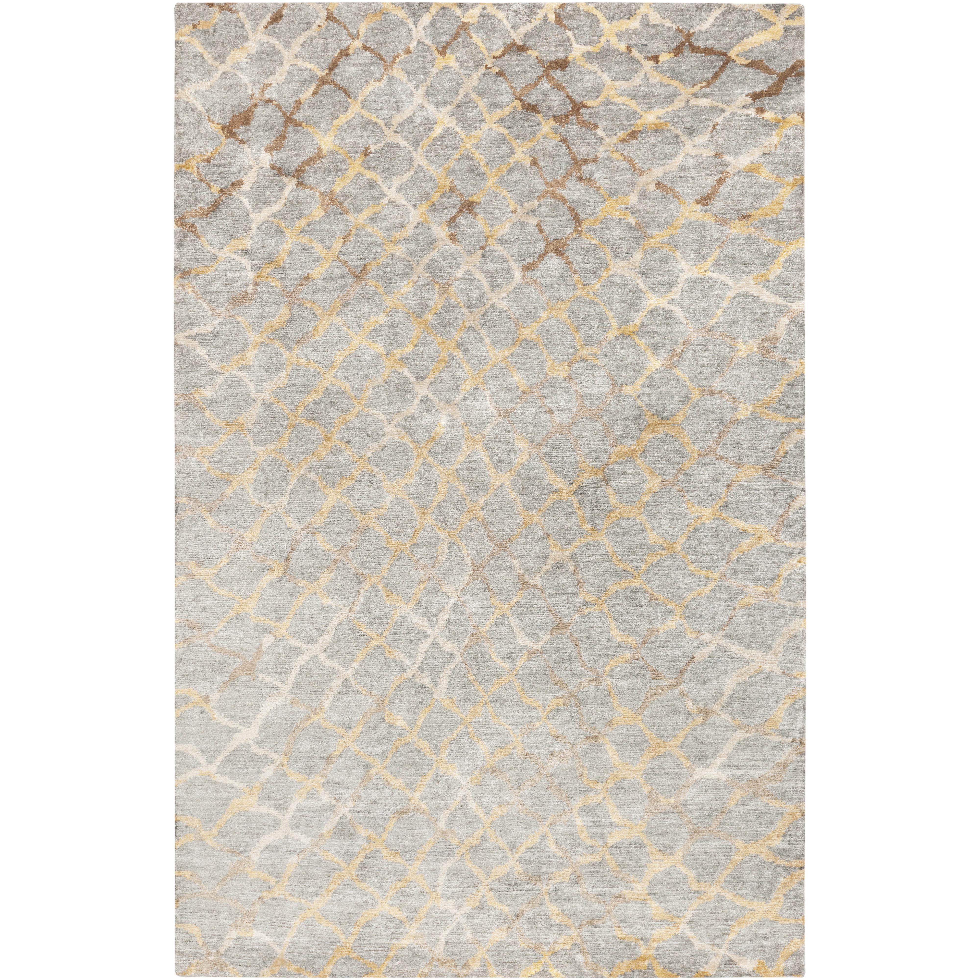 Surya Platinum 5' x 8' - Item Number: PLAT9018-58