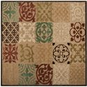 "Surya Portera 7'6"" Square - Item Number: PRT1002-76SQ"
