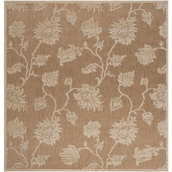 "Surya Portera 7'6"" Square - Item Number: PRT1008-76SQ"