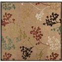 "Surya Portera 7'6"" Square - Item Number: PRT1011-76SQ"